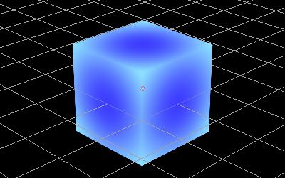 立方体_グラデーション