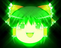 グロー_クロス(4本斜め)