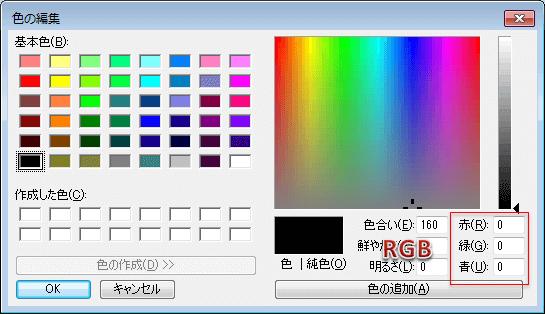 rgbの例