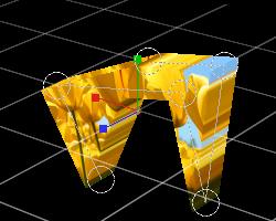 任意多角形カット_3d