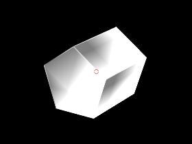 立体図形(正多角形)-カメラ3