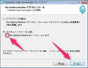 Freemake Video Downloader_インストール4