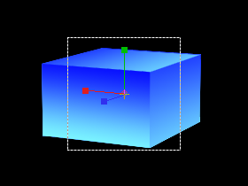 立体図形(長方形)-カメラ1