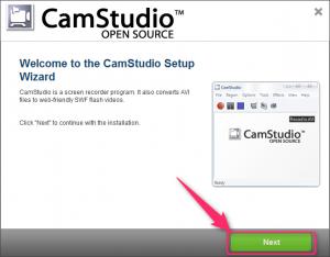 CamStudio_インストール1