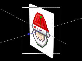 ドット絵立体化_ON