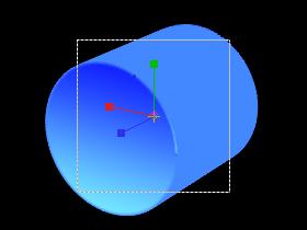 立体図形(円)-カメラ1