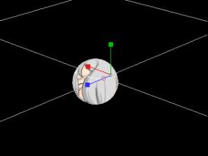 球体分解-カメラ0
