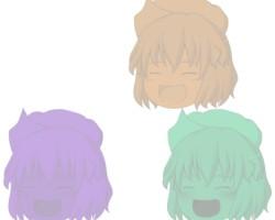 色ずれ_色相