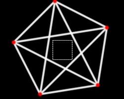正多角形格子線5