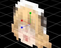 立方体ドット化2