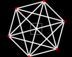 正多角形格子線6