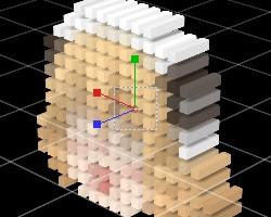 立方体ドット化4