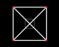 正多角形格子線4
