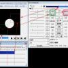 【AviUtl】画像・図形・動画等を移動させる方法